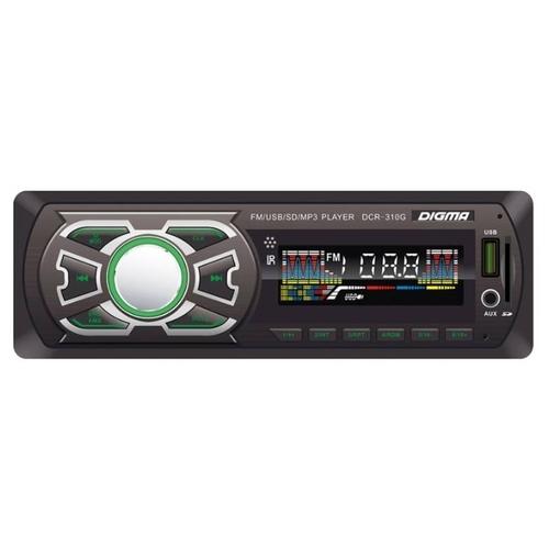 Автомагнитола Digma DCR-310G