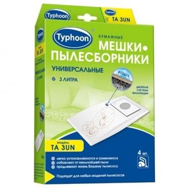 Тайфун Бумажные мешки-пылесборники TA 3UN