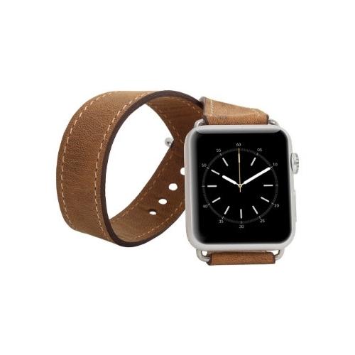 Bouletta Кожаный ремешок Double Tour для Apple Watch 42/44 мм (G2)