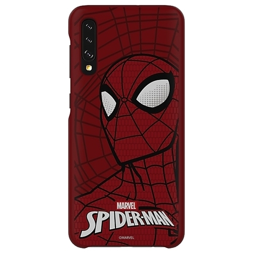 Чехол HaAINC Galaxy Friends MARVEL (GP-FGA505HIB) для Samsung Galaxy A50