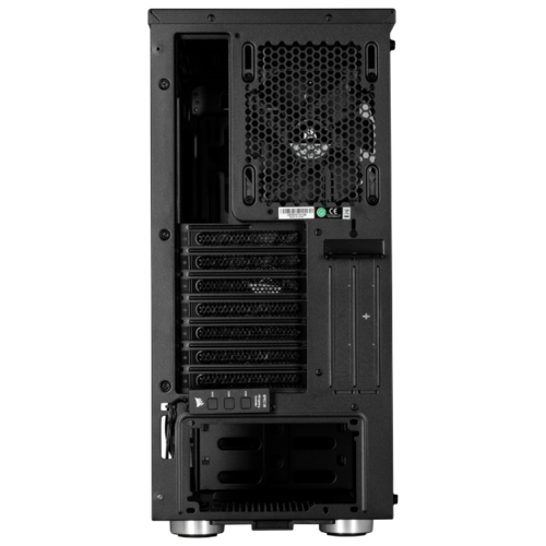 Компьютерный корпус Corsair Carbide Series SPEC-06 RGB TG Black