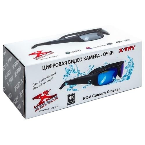 Экшн-камера X-TRY XTG372 ULTRA HD Golden