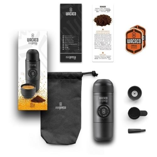Кофеварка рожковая Wacaco Minipresso GR