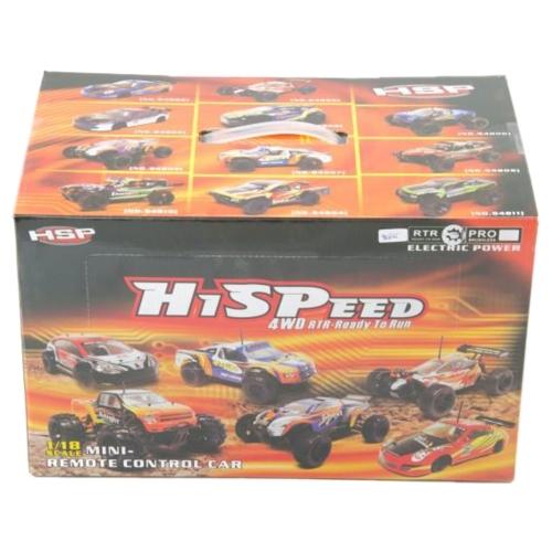 Внедорожник HSP Trophy (94825) 1:18 30.5 см