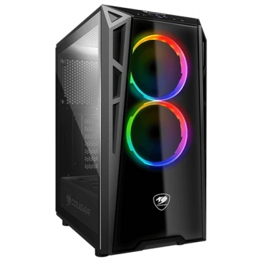 Компьютерный корпус COUGAR Turret RGB Black