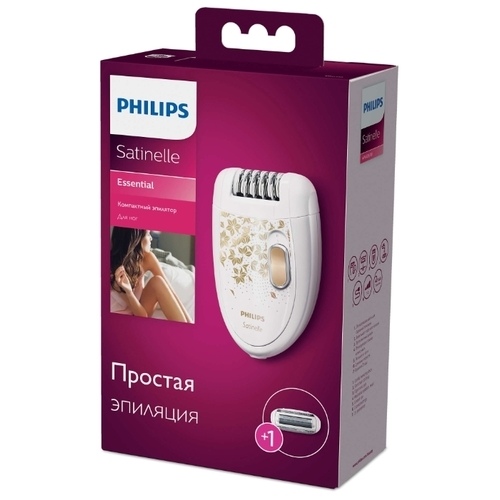 Эпилятор Philips HP6428 Satinelle Essential