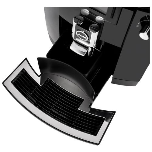 Кофемашина Jura WE6 Piano Black
