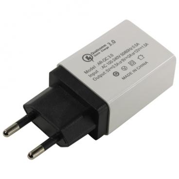 Сетевая зарядка GreenConnect GCR-1P35AUSB
