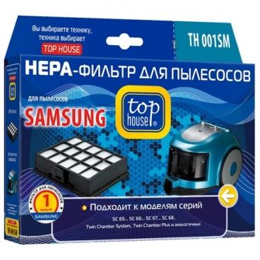 Top House HEPA-фильтр TH 001SM