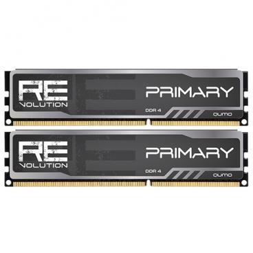 Оперативная память 4 ГБ 2 шт. Qumo ReVolution Primary Q4Rev-8G2M2400C16Prim