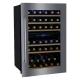 Встраиваемый винный шкаф Dunavox DX-41.130BSK