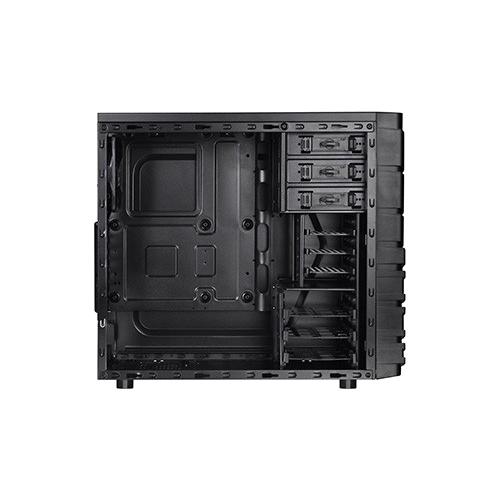Компьютерный корпус Thermaltake Versa H23 CA-1B1-00M1NN-01 Black