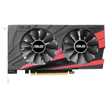 Видеокарта ASUS GeForce GTX 1050 Ti 1341MHz PCI-E 3.0 4096MB 7008MHz 128 bit DVI HDMI HDCP Expedition OC