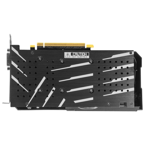 Видеокарта KFA2 GeForce RTX 2060 1710MHz PCI-E 3.0 6144MB 14000MHz 192 bit DVI HDMI DisplayPort HDCP EX 1-Click OC