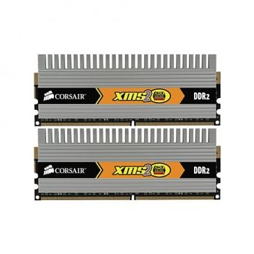 Оперативная память 1 ГБ 2 шт. Corsair TWIN2X2048-6400C5DHX