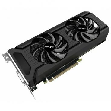 Видеокарта PNY GeForce GTX 1060 1506MHz PCI-E 3.0 6144MB 8000MHz 192 bit DVI HDMI HDCP