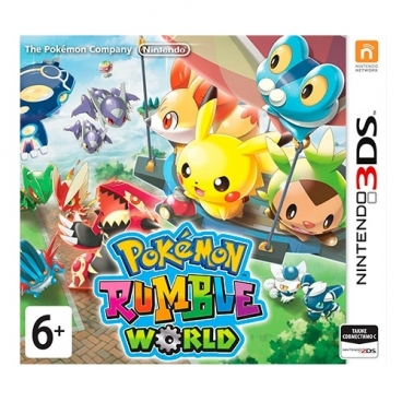 Pokémon Rumble World