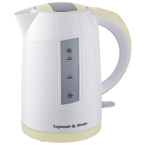 Чайник Zigmund & Shtain KE-117 WP/WI/WB
