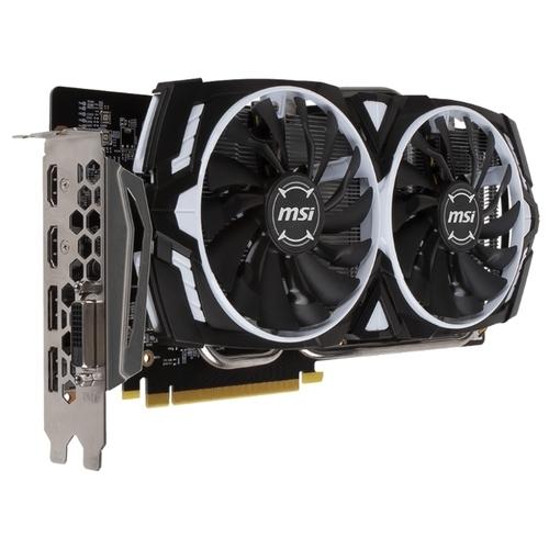 Видеокарта MSI GeForce GTX 1060 1544MHz PCI-E 3.0 6144MB 8008MHz 192 bit DVI 2xHDMI HDCP