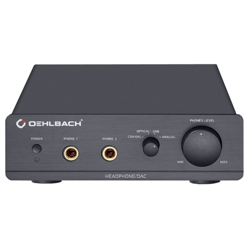 Усилитель для наушников Oehlbach XXL DAC Ultra