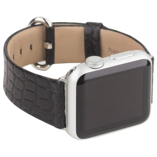 Marcel Robert Ремешок для Apple Watch 42/44mm XS Classic из натуральной кожи аллигатора