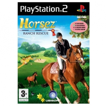 Horsez: Ranch Rescue