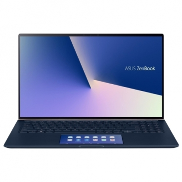 "Ноутбук ASUS ZenBook 15 UX534FT-AA048R (Intel Core i5 8265U 1600MHz/15.6""/3840x2160/8GB/512GB SSD/DVD нет/NVIDIA GeForce GTX 1650 4GB/Wi-Fi/Bluetooth/Windows 10 Pro)"