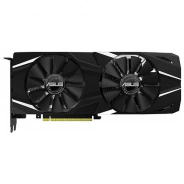 Видеокарта ASUS DUAL GeForce RTX 2080 Ti 1350MHz PCI-E 3.0 11264MB 14000MHz 352 bit 3xDisplayPort HDMI HDCP