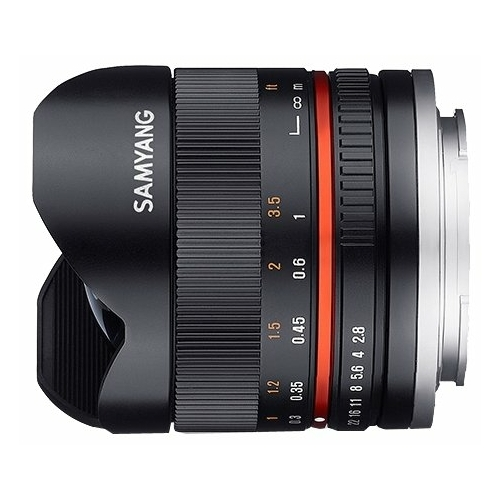 "Объектив Samyang 8mm f/2.8 UMC Fish-eye II Sony E"""