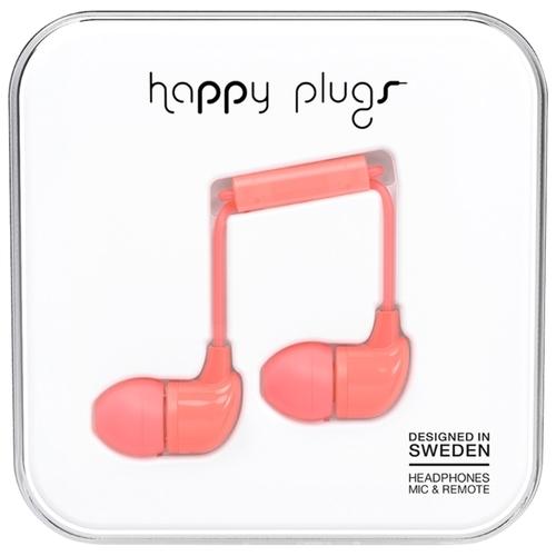 Наушники Happy Plugs In-Ear