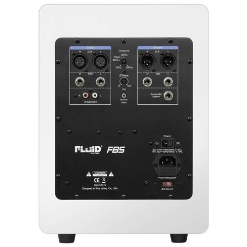 Акустическая система Fluid Audio F8S