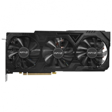 Видеокарта KFA2 GeForce RTX 2070 Super 1815MHz PCI-E 3.0 8192MB 14000MHz 256 bit HDMI 3xDisplayPort HDCP EX Gamer Black Edition