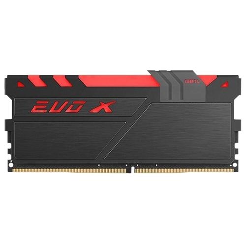 Оперативная память 4 ГБ 1 шт. GeIL EVO X GEXB44GB2400C16SC