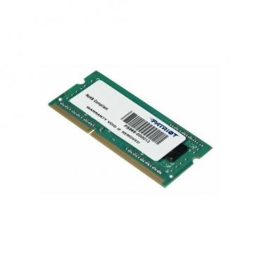 Оперативная память 4 ГБ 1 шт. Patriot Memory PSD34G160081S