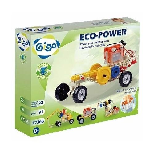 Винтовой конструктор Gigo Green Energy 7363-CN Eco-Power