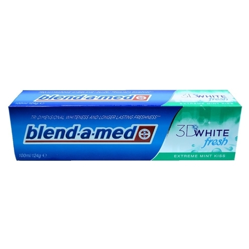 Зубная паста Blend-a-med 3D White Fresh Extreme Mint Kiss