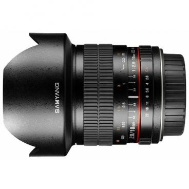 Объектив Samyang 10mm f/2.8 ED AS NCS CS 4/3