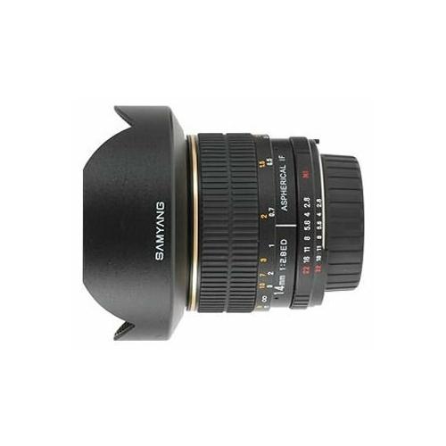 Объектив Samyang 14mm f/2.8 ED AS IF UMC 4/3