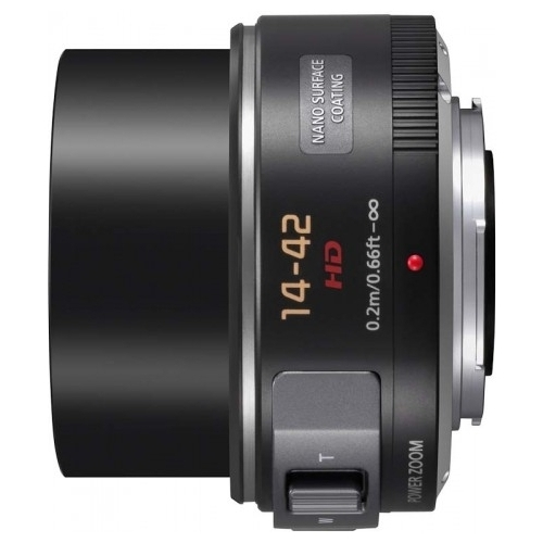 Объектив Panasonic 14-42mm f/3.5-5.6 Aspherical Power O.I.S. Lumix G X Vario (H-PS14042)