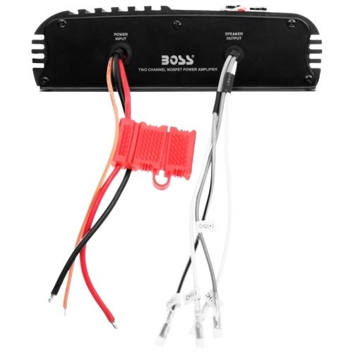 Автомобильный усилитель Boss BR800