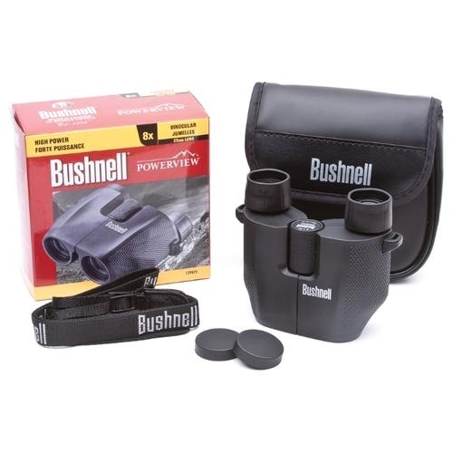 Бинокль Bushnell Powerview - Porro 8x25 139825