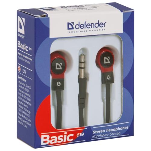 Наушники Defender Basic-619