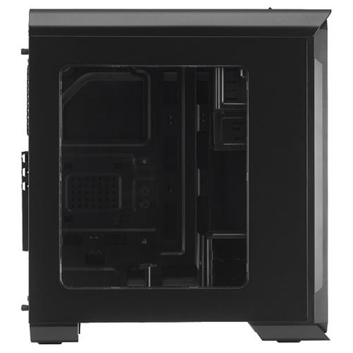 Компьютерный корпус AeroCool Aero-500 Window+CR Black Edition
