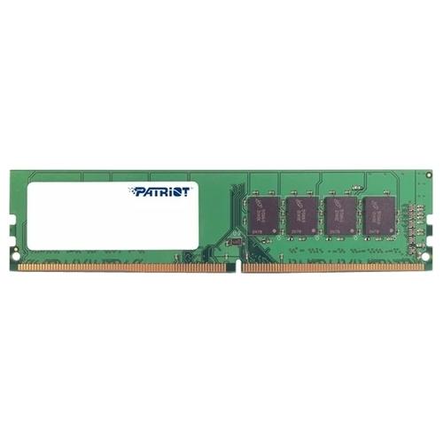 Оперативная память 4 ГБ 1 шт. Patriot Memory PSD44G266641