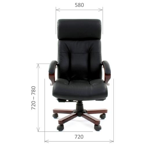 Компьютерное кресло Chairman 421 для руководителя