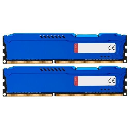 Оперативная память 8 ГБ 2 шт. HyperX HX316C10FK2/16