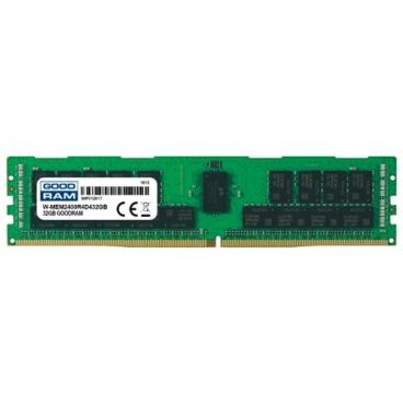 Оперативная память 32 ГБ 1 шт. GoodRAM W-MEM2400R4D432G
