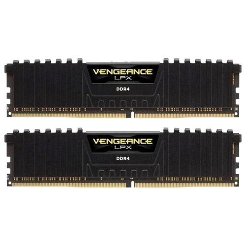 Оперативная память 16 ГБ 2 шт. Corsair CMK32GX4M2Z2400C16