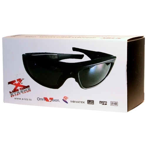 Экшн-камера X-TRY XTG404 FHD Iguana Polarized