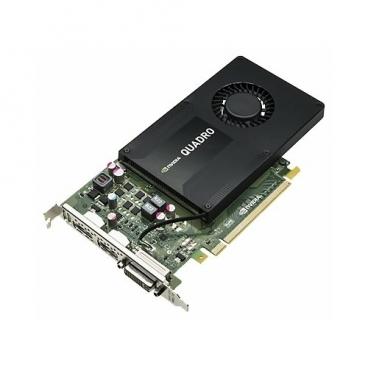 Видеокарта HP Quadro K2200 PCI-E 2.0 4096Mb 128 bit DVI